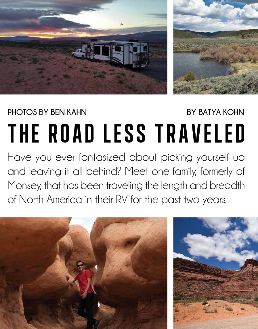 Ami Magazine - The Road Less Traveled Issue 221-1