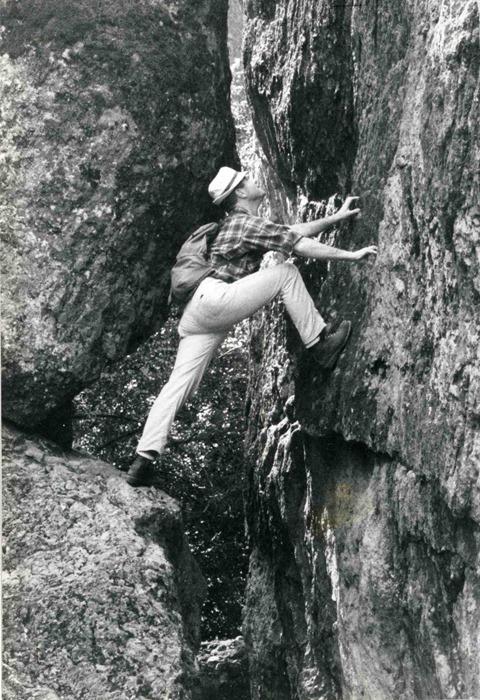 Climbing Charlie